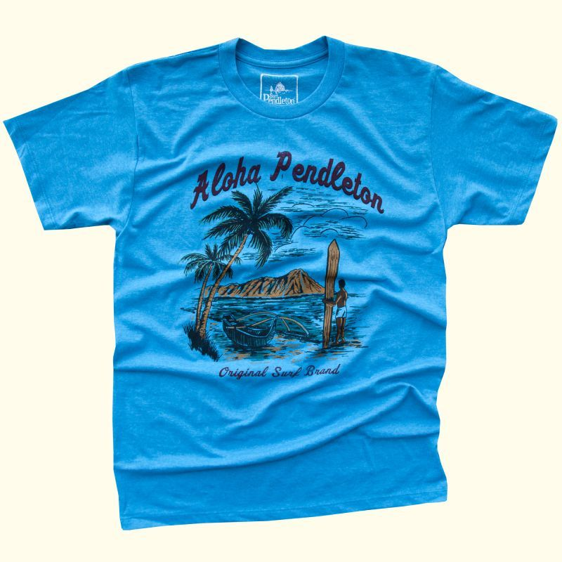 画像1: ペンドルトン サーフペンドルトン 半袖Tシャツ アロハペンドルトン/Pendleton T-shirt Aloha Pendleton