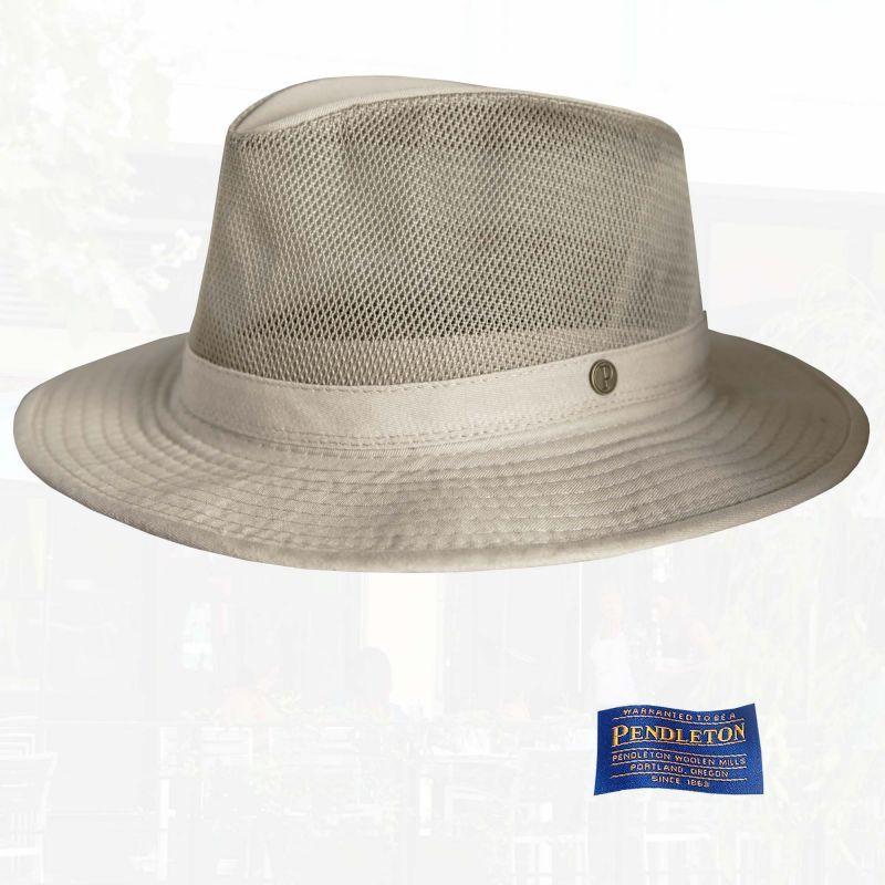 画像1: ペンドルトン ブリーザーハット(カーキ)/Pendleton Breezer Hat(Khaki)