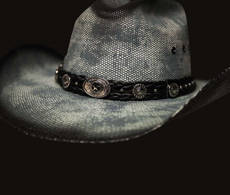 画像2: ブルハイド ウエスタン ストローハット(イントゥ ユー)/BULLHIDE Western Straw Hat Into You