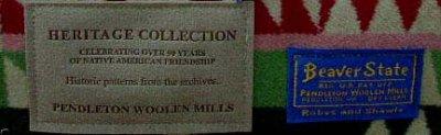 画像1: ペンドルトン ヘリテッジ コレクション ブランケット Nez Perce/Pendleton The Heritage Collection Blankets Nez Perce