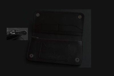 画像3: ファニースロー クラウン ウォレット ブラック・ホーンバック クロコダイル クラウン ナチュラル/Funny Slow Crown Wallet Black
