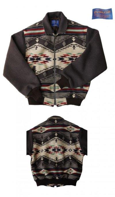 画像1: ペンドルトン ジャケット(スピリットオブザピープル)/Pendleton Wool Jacket