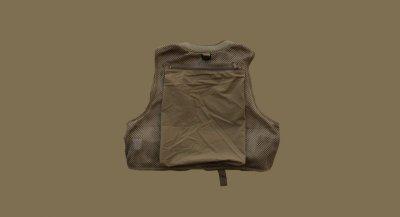 画像2: コロンビア クールクリーク メッシュ フィッシング ベスト/Columbia Cool Creek Mesh Fishing Vest