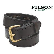 画像2: フィルソン ダブルベルト(幅38mm 厚み7mm)/Filson 1-1/2 Double Belt (2)