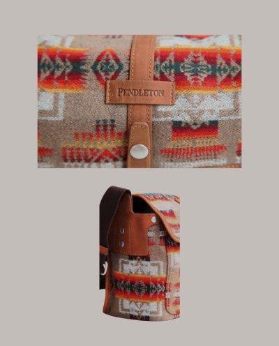 画像2: ペンドルトン ショルダーバッグ(チーフジョセフ・タン)/Pendleton Camera Bag(Chief Joseph Tan)