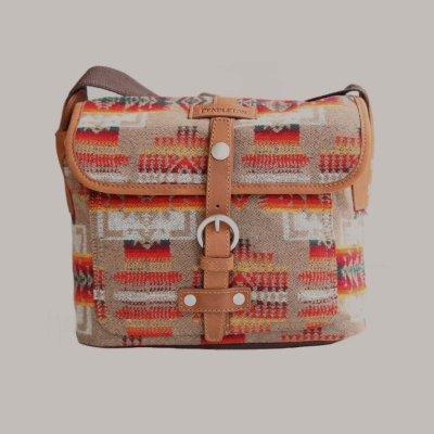 画像1: ペンドルトン ショルダーバッグ(チーフジョセフ・タン)/Pendleton Camera Bag(Chief Joseph Tan)