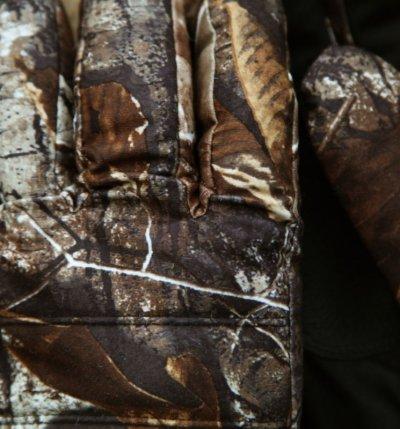 画像2: カモ シンサレート ウォータープルーフ アウトドアグローブ/Camo Hunting Gloves