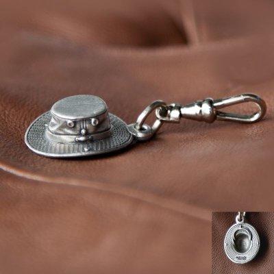 画像1: ブッシュ ハット ジッパープル/Zipper Pull