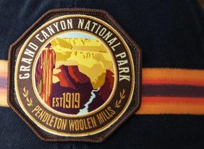 画像2: ペンドルトン ナショナルパーク 国立公園 キャップ(グランドキャニオン)/Pendleton National Park Cap(Navy Grand Canyon)