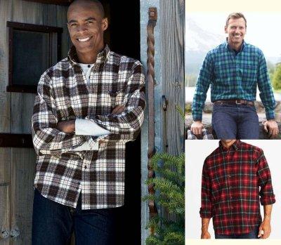 画像2: ペンドルトン ウール シャツ・ファイアーサイドシャツ/Pendleton Fireside Shirt (Pendleton Red Tartan)