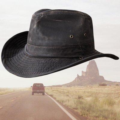 画像2: DPC ドーフマン パシフィック アウトドア ハット(ダークブラウン)/Dorfman Pacific Outdoor Hat(Dark Brown)