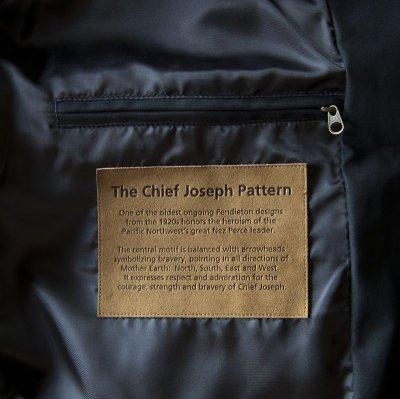 画像3: ペンドルトン チーフジョセフ ジャケット ブラック/Pendleton Jacket(Chief Joseph Black)