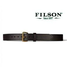 画像1: フィルソン ダブルベルト(幅38mm 厚み7mm)/Filson 1-1/2 Double Belt (1)