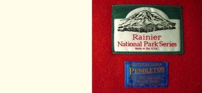 画像3: ペンドルトン ナショナルパーク ブランケット・レー二ア国立公園/Pendleton National Park Blankets(Rainer)
