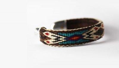 画像2: ホースヘアー ブレスレット/Horse Hair Bracelet