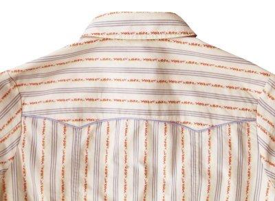 画像2: ペンドルトン ウエスタン シャツ(長袖・クリーム)S/Pendleton Long Sleeve Western Shirt(Women's)