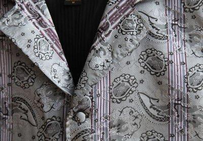 画像2: スカリー オールドウエスト ベスト(グレー)/Scully Old West Vest (Grey)