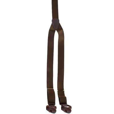 画像3: ワーメーカー サスペンダー(ブラウン)/Wah Maker Suspenders(Brown)