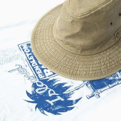 画像1: ペンドルトン キャンバス インディアナ ハット(タン)/Pendleton Canvas Indiana Hat(Tan)
