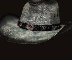画像2: ブルハイド ウエスタン ストローハット(イントゥ ユー)/BULLHIDE Western Straw Hat Into You (2)