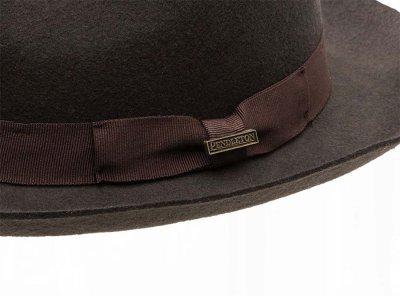 画像3: ペンドルトン クラシック フェドラ ハット(チョコレートブラウン)/Pendleton Classic Fedora Hat Chocolate Brown