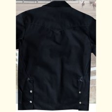画像3: シェーファー ウエスタン ドリフター コート(ブラック)/Schaefer Drifter Coat(202-Black) (3)