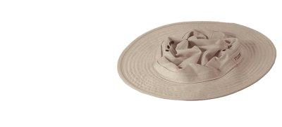画像2: フィルソン オリジナル ティンクロス ハット イン ドライシェルター(キャメル)/Filson Original Tin Cloth Hat in Dry Shelter(Camel)