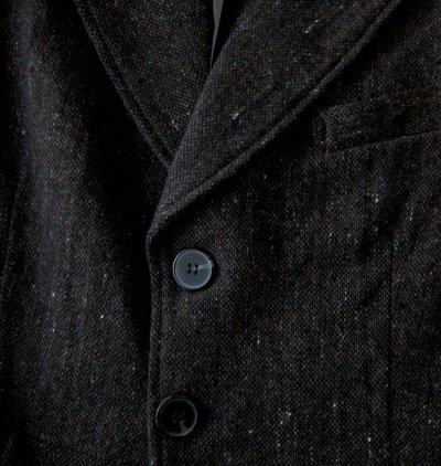 画像3: ワーメーカー フロック コート(ブラウン)/Wah Maker Frock Coat(Brown)