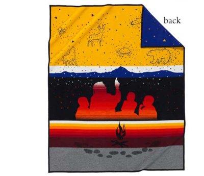 画像2: ペンドルトン ブランケット キープマイファイアーバーニング/Pendleton Keep My Fires Burning Blanket