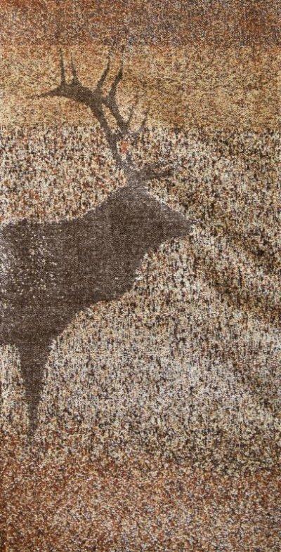 画像1: ペンドルトン キーピングウォッチ(エルク)ブランケット/Pendleton Keeping Watch Blanket(Elk)