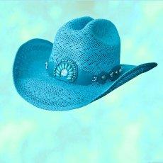 画像3: ブルハイド ウエスタン ストローハット イッチィグーニー(ホワイト)/Bullhide Western Straw Hat Itchygoonie(White) (3)