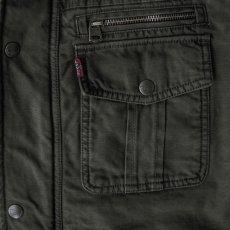 画像2: リーバイス トラッカー ジャケット(オリーブ)/Levi's Jacket(Olive) (2)
