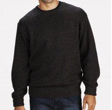 画像3: ペンドルトン シェトランド ウール セーター(インディゴヘザー)XS/Pendleton Shetland Wool Sweater Indigo Heather (3)