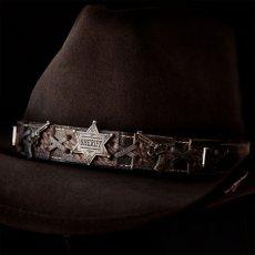 画像1: ベスト ショット ウエスタン プレミアムウール ハット(チョコレート)/Western Premium Wool Hat(Chocolate) (1)
