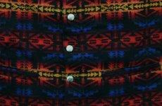画像2: ペンドルトン U.S.A ヴァ-ジン ウール ベスト(ブラック・ブルー・バーガンディー)L/Pendleton U.S.A Virgin Wool Vest(Black/Blue/Burgundy) (2)