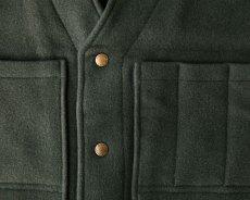 画像3: ペンドルトン ヘリテッッジ リミテッドエディション ウールベスト(フォレストグリーン)M/Pendleton Heritage Limited Edition Wool Vest(Forest Green) (3)