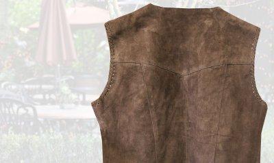 画像3: スカリー ウエスタン フリンジ ベスト(シャミー)/Scully Western Fringe Vest(Women's)
