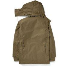 画像3: フィルソン ライトウェイト ドライクロス クルーザー(マーシュオリーブ)/Filson Lightweight Dry Cloth Cruiser(Marsh Olive) (3)