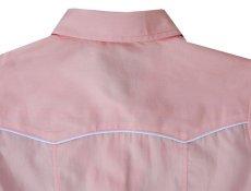 画像2: ペンドルトン レディース ウエスタン シャツ(長袖・ピンク)/Pendleton Long Sleeve Western Shirt(Women's) (2)