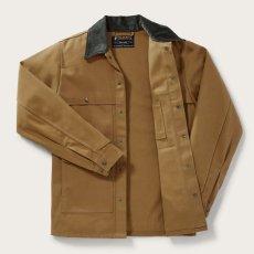 画像3: フィルソン キャンバス クルーザー ジャケット(ウォームタン)/Filson Canvas Cruiser Jacket(Warm Tan) (3)
