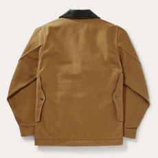 画像4: フィルソン キャンバス クルーザー ジャケット(ウォームタン)/Filson Canvas Cruiser Jacket(Warm Tan) (4)