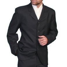 画像1: ワーメーカー ジェントルマン コート(ブラック)32/Wah Maker Gentleman's Coat(Black) (1)