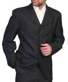 画像2: ワーメーカー ジェントルマン コート(ブラック)32/Wah Maker Gentleman's Coat(Black) (2)