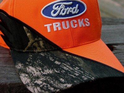 画像2: フォード トラック キャップ/Ford Truck Cap(Blaze)