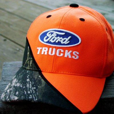 画像1: フォード トラック キャップ/Ford Truck Cap(Blaze)