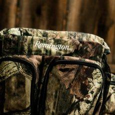 画像2: レミントン 13ポケット モッシーオーク カモ ウエスト バッグ(2ペットボトルポケットつき)/Remington Hip Pack (2)