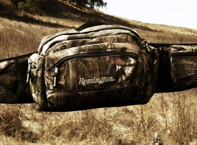 画像3: レミントン 12ポケット モッシーオーク カモ ウエスト バッグ/Remington  Hip Pack