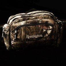 画像2: レミントン 12ポケット モッシーオーク カモ ウエスト バッグ/Remington  Hip Pack (2)