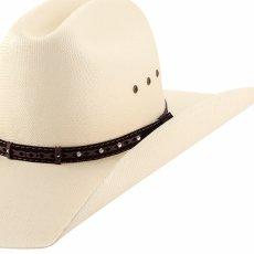 画像2: ウエスタン ストロー ハット (アイボリー)/Western Straw Hat (Ivory) (2)