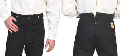 画像3: ワーメーカー サスペンダー(デニム)/Wah Maker Suspenders(Denim)